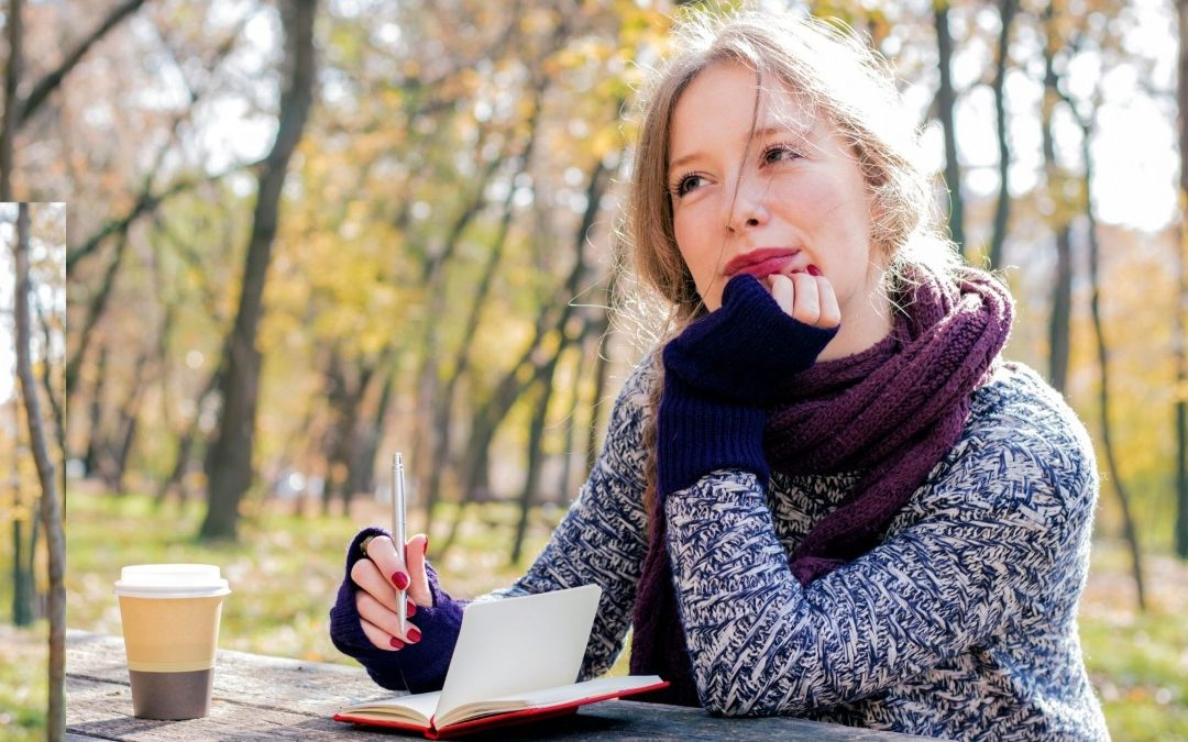 Stressed? How journaling can help you…